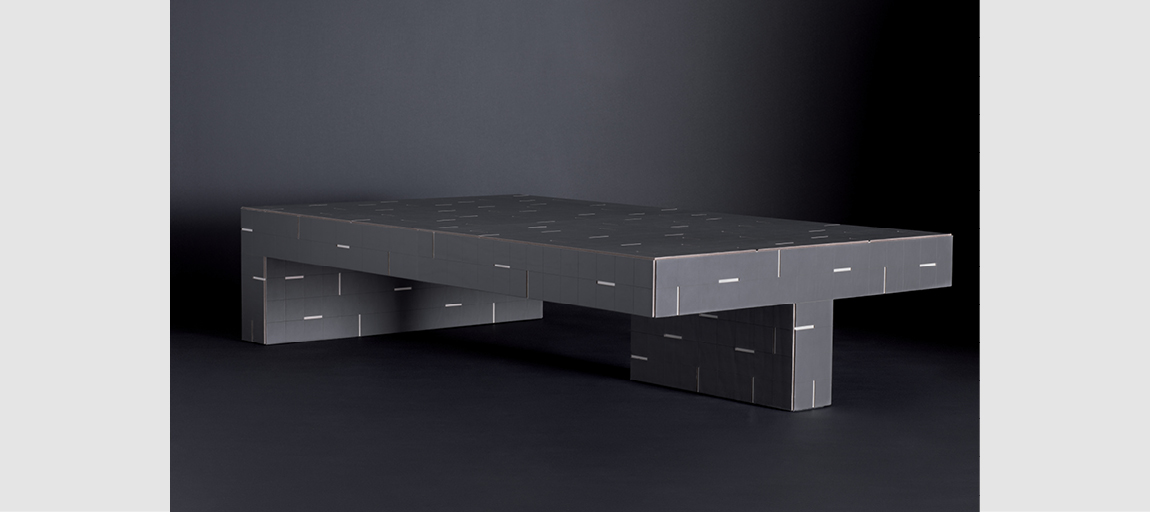 STEPHANE PARMENTIER - Atari coffee table